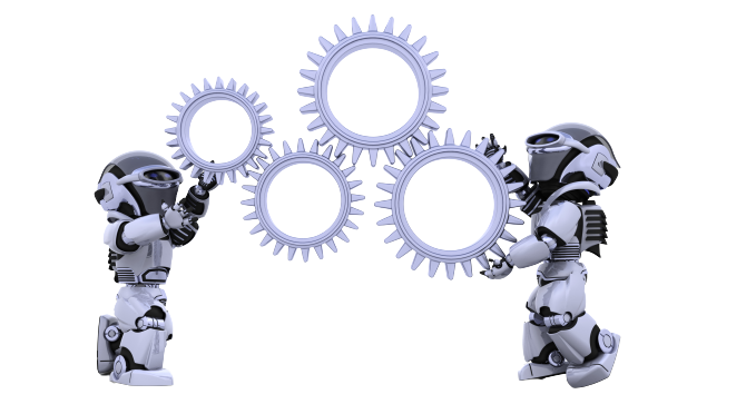 robo industrial