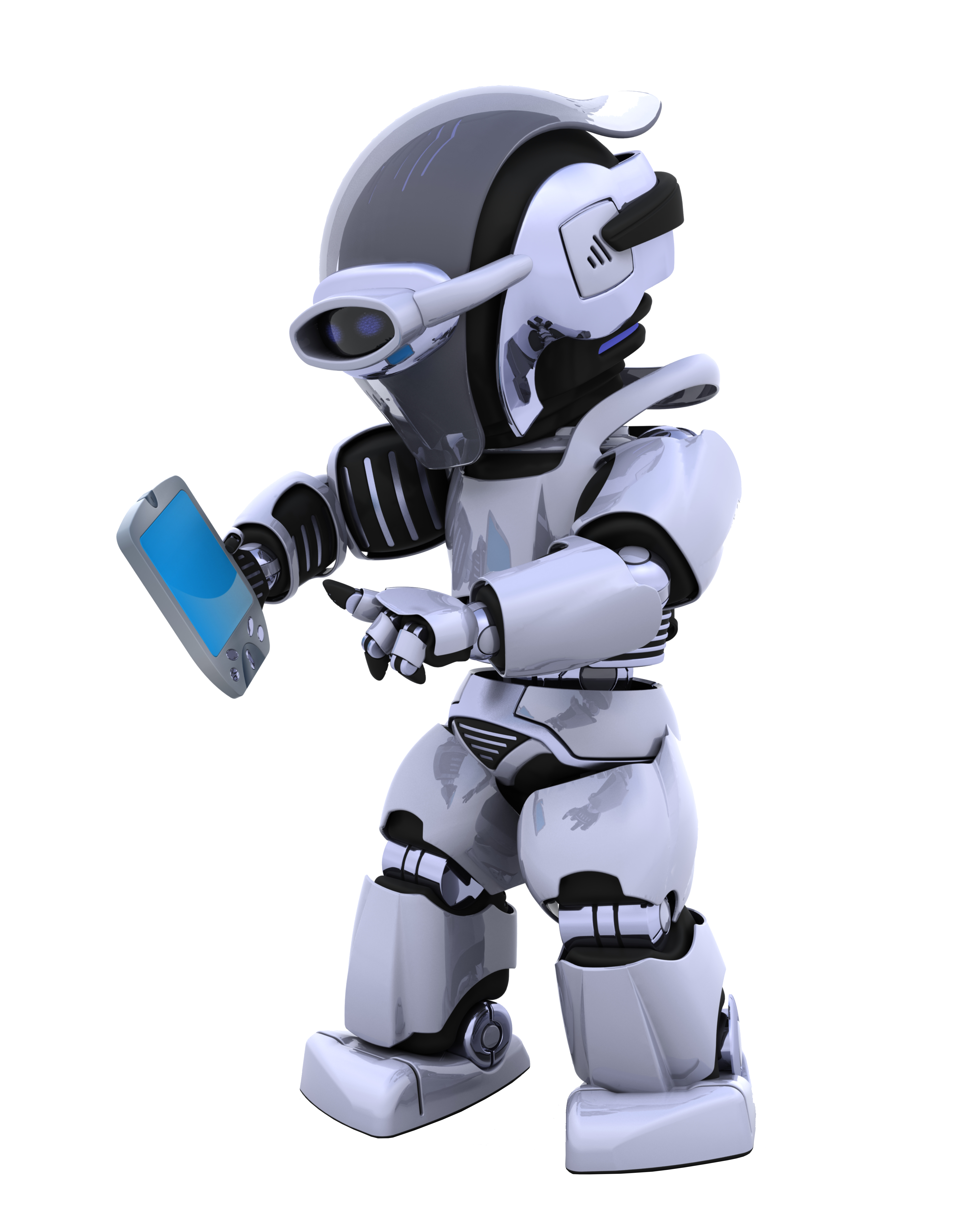 robot grafico